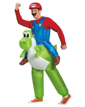 Super Mario & Yoshi Kostüm