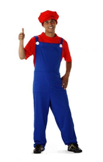 Super Klempner Supreme Kostüm