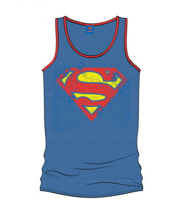 Superman Herren Muskelshirt