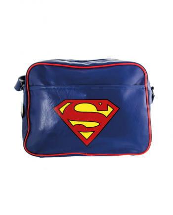 Superman Logo Umhängetasche