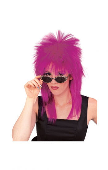 Superstar Wig Magenta