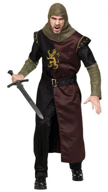 Brave knight costume