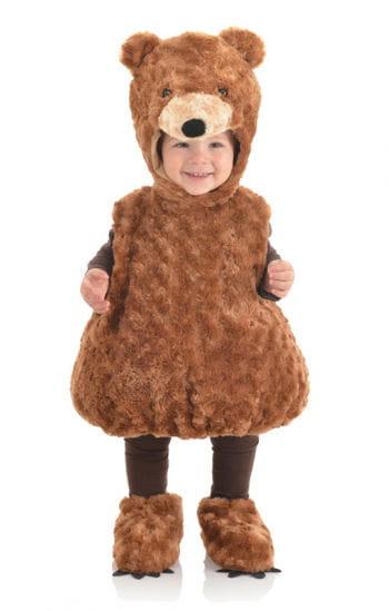 Teddy-Kuschelbär Baby Kinderkostüm