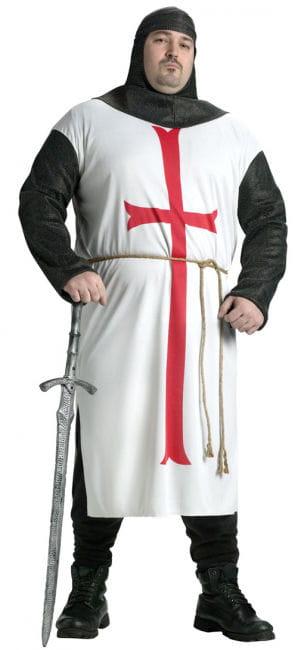 Tempelritter Kostüm XL