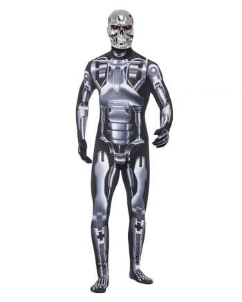 Terminator-Kostüm Endoskeleton für Herren