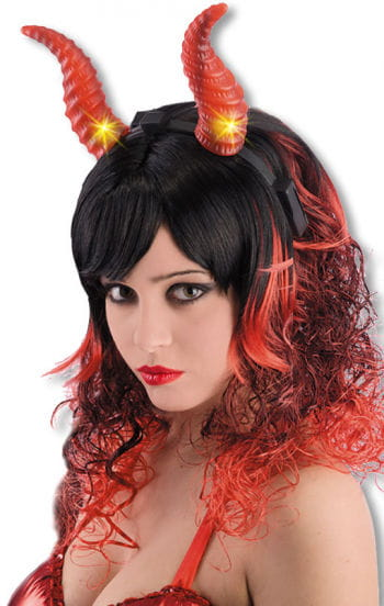 Devil Ram Horns Flashing