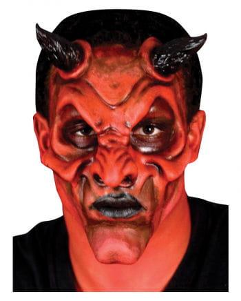 Satans-Gesicht Latex