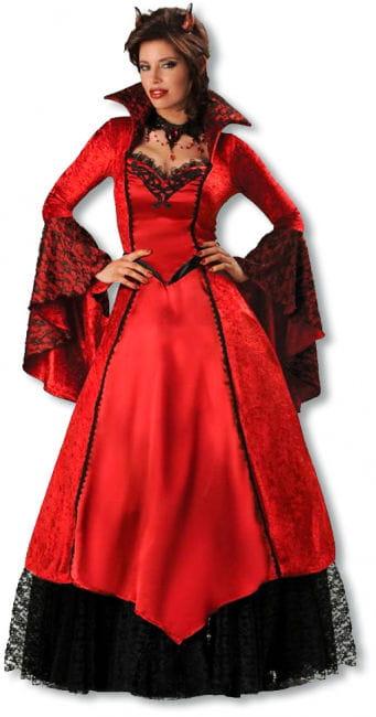 Teuflische Gräfin Kostüm