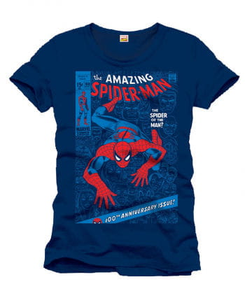The Amazing Spider-Man Cover T-Shirt
