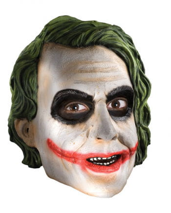 Dark Knight Joker Latex Maske