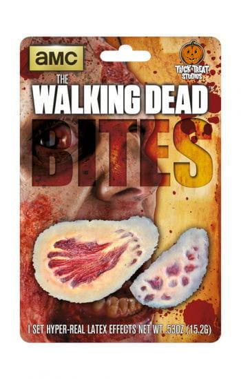 The Walking Dead Zombie Bite Application