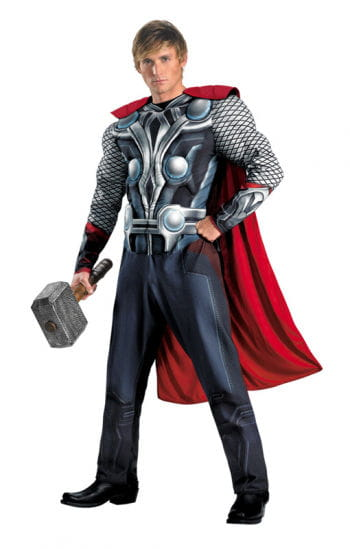 Thor Mens Muscle Costume
