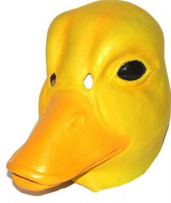 Tier Maske Ente
