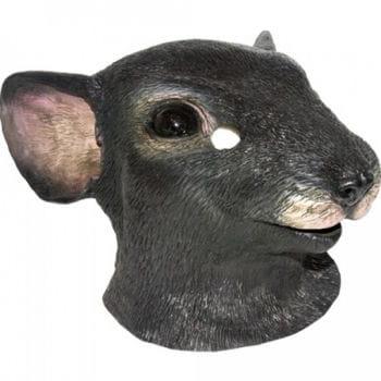 Latexmaske Maus