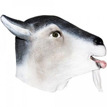 Tiermaske Ziegenbock