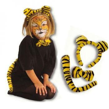 Tiger Set 3 teilig