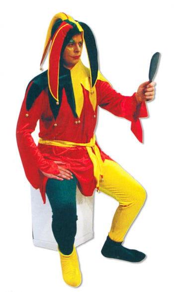 Till Eulenspiegel Kostüm 4 tlg.