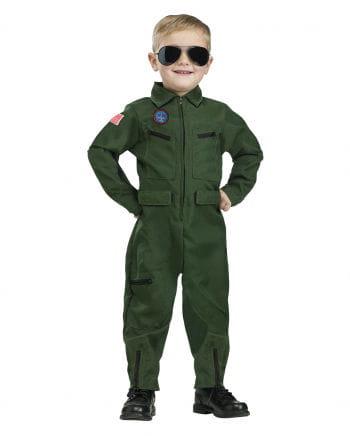 Kleinkinderkostüm Top Gun Pilot