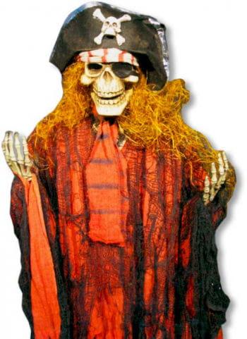 Totenkopf Pirat hängend