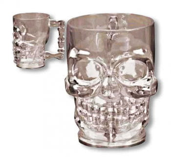 Totenkopf Pitcher Glasoptik