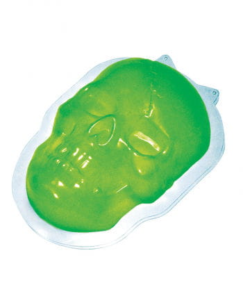 Halloween Pudding Mould Skull