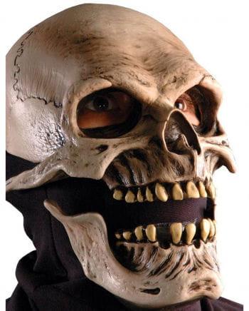 Totenschädel Maske Deluxe