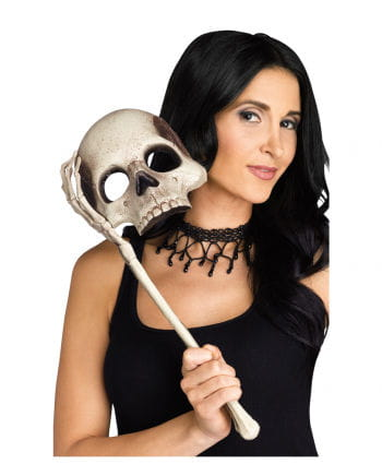 Skull wand mask