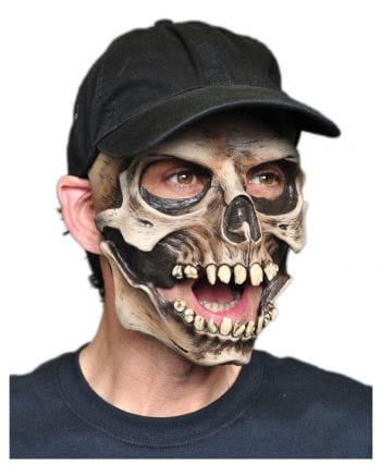 Skull Cap - Totenkopf Maske mit Mütze