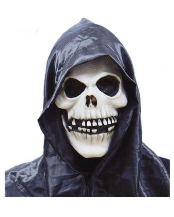 Totenschädel Maske mit Kapuzen