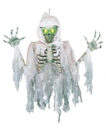 Aufhängbares Reaper Skelett mit LED Augen