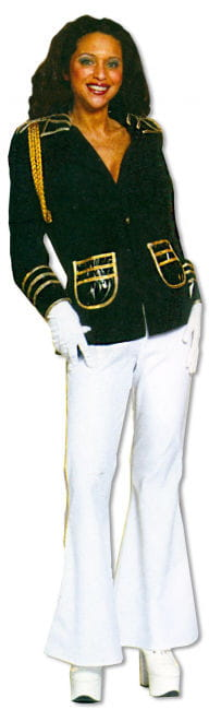 Dreamboat Stewardess Costume