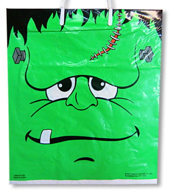 Trick or Treat Bag Frankenstein