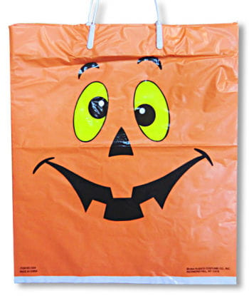 Trick or Treat Bag Pumpkin