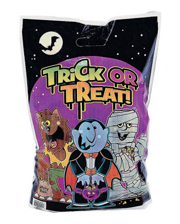 Halloween Trick or Treat Tasche