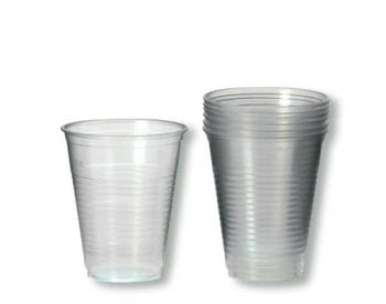 Transparent cup 0,3l 100 St.