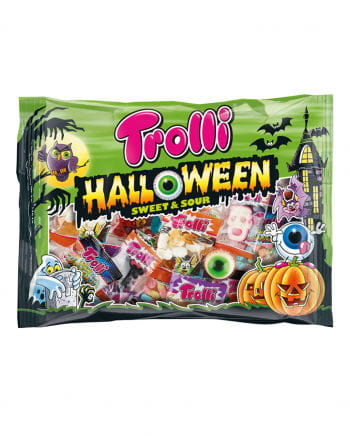 Halloween Sweet & Sour Süßwaren Mix
