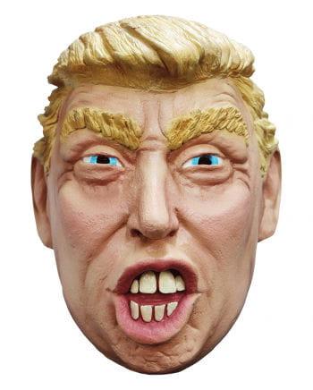 Witzige Trump Latexmaske