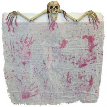 Cloth with Skull