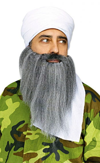 Turban with Hair