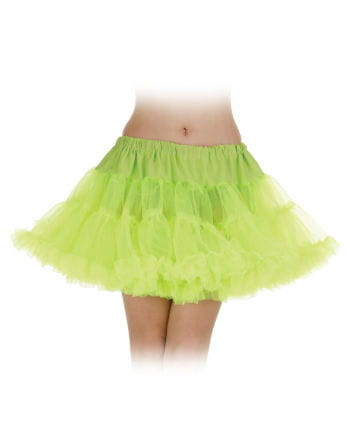 Tutu skirt neon green