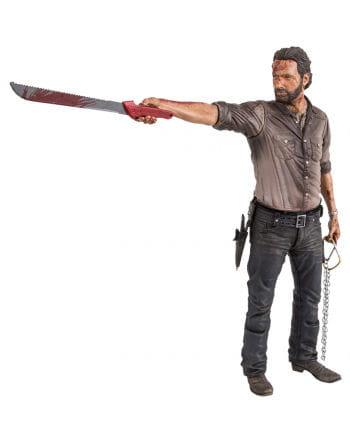Rick Grimes TWD-Figur DLX 25cm
