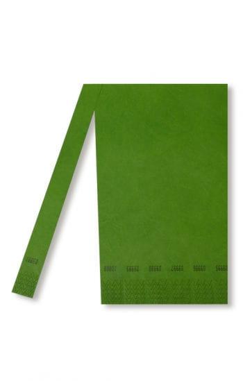 TYSTAR Einlassbänder grün 100 Stück