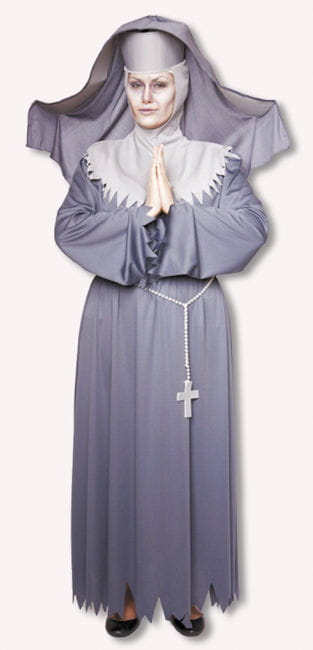 Merciless Nun Costume S / 36
