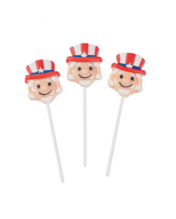Uncle Sam Lolly