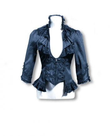 Uniform Ruffled Jacket