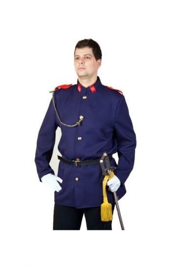 Militär Jacke mit Gürtel