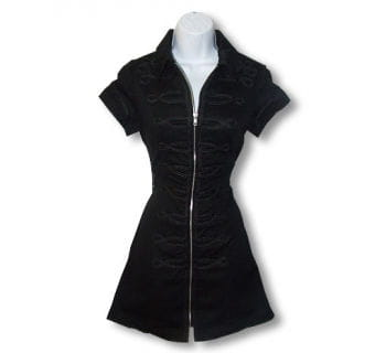 Uniform Dress Black M / 38