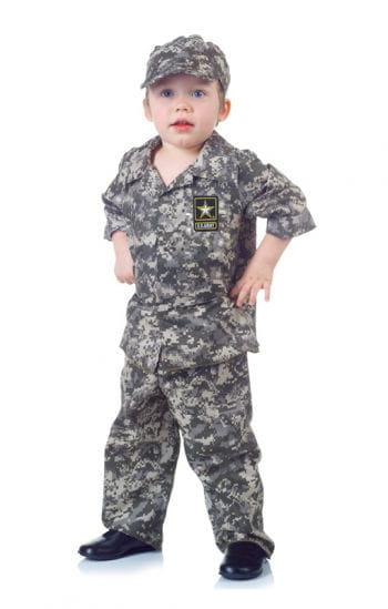 U.S. Army Toddler Costume