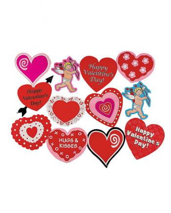 Valentinstag Dekoartikel