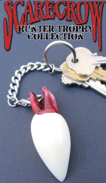 Vampirzahn Schlüsselanhänger